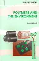 Polymers and the Environment PDF