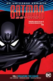 Batman Beyond Vol. 1: Escaping the Grave: Issues 1-5