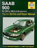 Saab 900 (Oct 93 to 98) Service & Repair Manual