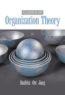 Classics of Organization Theory PDF