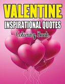 Valentine Inspirational Quotes Coloring Book PDF