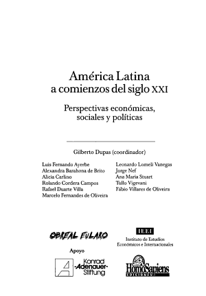 Am  rica Latina a comienzos del siglo XXI PDF