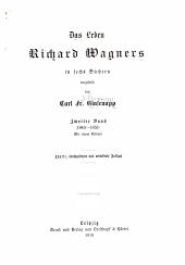 Das Leben Richard Wagners in sechs Büchern: Band 2
