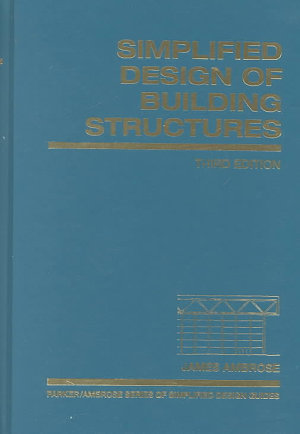 Simplified Design of Building Structures PDF