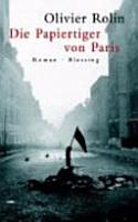 Die Papiertiger von Paris PDF