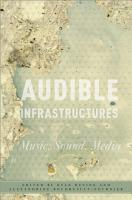 Audible Infrastructures PDF