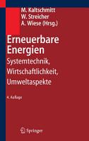 Erneuerbare Energien PDF