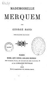 Mademoiselle Merquem George Sand