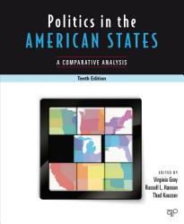 Politics In The American States A Comparative Analysis Book PDF