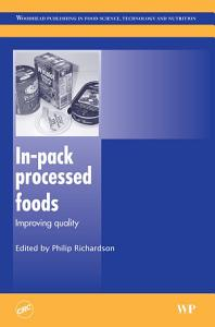 In Pack Processed Foods