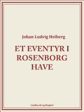 Et eventyr i Rosenborg Have