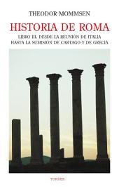 Historia de Roma. Libro III: Volumen 2