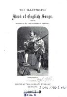The    Illustrated Book of English Songs PDF