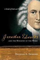 Jonathan Edwards and the Ministry of the Word PDF