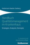 Handbuch Qualit  tsmanagement im Krankenhaus PDF