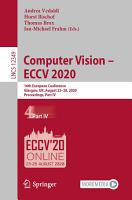 Computer Vision     ECCV 2020 PDF
