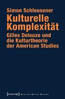 Kulturelle Komplexit  t PDF