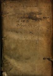 Commentarii in septem tragedias Sophoclis... [ed. Janus Lascaris]