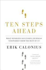 Ten Steps Ahead Book