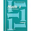Math 1 Home Study Meeting Book