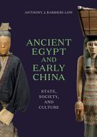 Ancient Egypt and Early China PDF