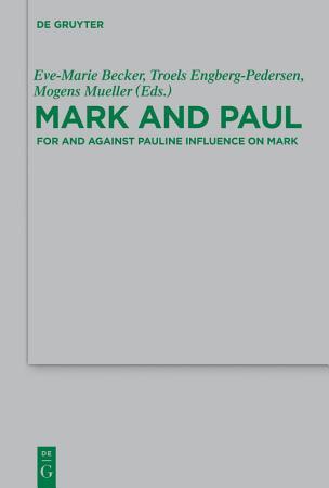 Mark and Paul PDF
