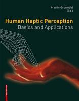 Human Haptic Perception PDF