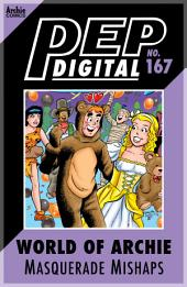 Pep Digital Vol. 167: World of Archie: Masquerade Mishaps