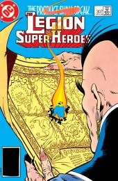 The Legion of Super-Heroes (1980-) #307