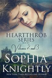 Heartthrob Series Box Set, Volumes 2 & 3 | Alpha Romance: Second Chance Love