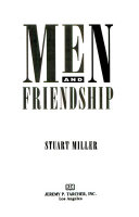 Download Men and Friendship Book