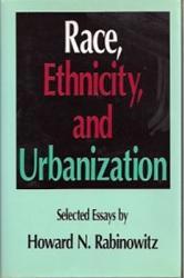 Race Ethnicity And Urbanization Book PDF