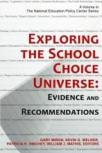 Exploring the School Choice Universe PDF