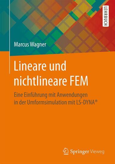 Lineare und nichtlineare FEM PDF