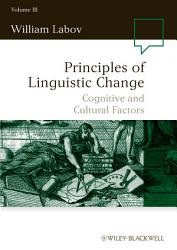 Principles Of Linguistic Change Volume 3 Book PDF