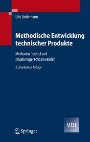 Methodische Entwicklung technischer Produkte PDF