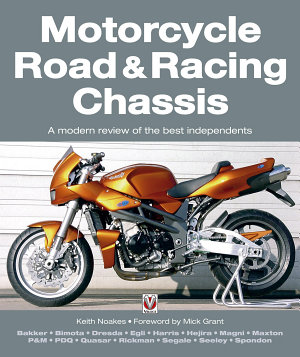 Motorcycle Road   Racing Chassis PDF