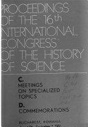 Download Actes du     Congr  s international d histoire des sciences     Book