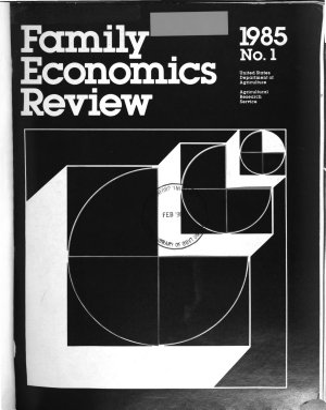 Family Economics Review PDF