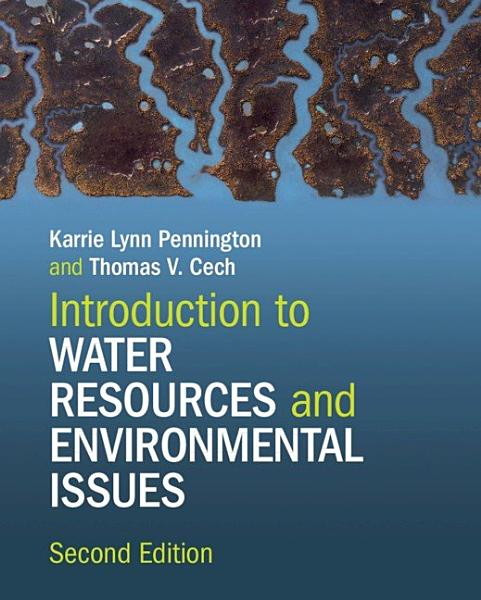 Download Introduction to Water Resources and Environmental Issues Book