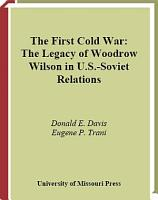 The First Cold War PDF
