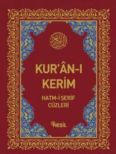 Kur'an-ı Kerim (1. Cüz)