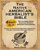 Native American Herbalist's Bible