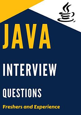 JAVA Interview Questions for Freshers and Experience PDF