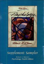 Sm Psychology Supp Sampler PDF