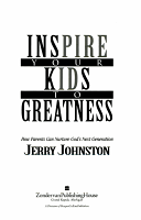 Inspire Your Kids to Greatness PDF