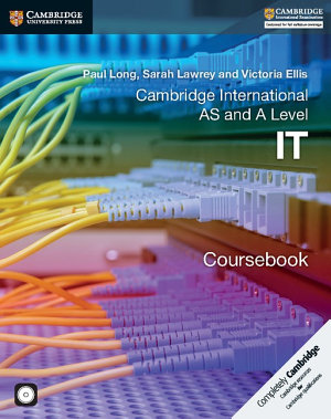 Cambridge International AS and A Level IT Coursebook with CD ROM PDF