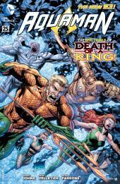 Aquaman (2011- ) #25