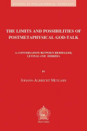 The Limits and Possibilities of Postmetaphysical God Talk PDF