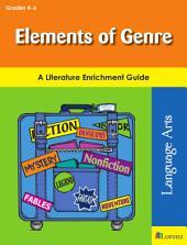 Elements of Genre: A Literature Guide